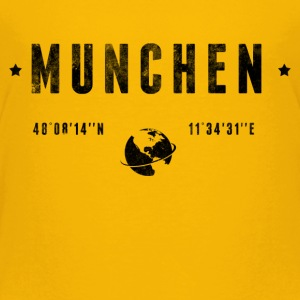 Munchen Baby & Toddler Shirts - Toddler Premium T-Shirt