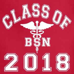 Class Of 2018 BSN Aprons - Adjustable Apron