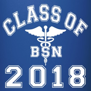 Class Of 2018 BSN Mugs & Drinkware - Full Color Mug