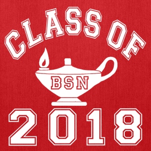 Class Of 2018 BSN Bags & backpacks - Tote Bag