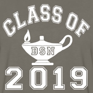 Class Of 2019 BSN Long Sleeve Shirts - Men's Premium Long Sleeve T-Shirt
