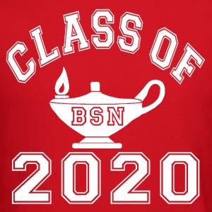 Class Of 2020 BSN Long Sleeve Shirts - Crewneck Sweatshirt