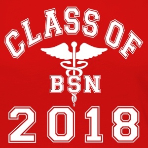 Class Of 2018 BSN Long Sleeve Shirts - Women's Premium Long Sleeve T-Shirt