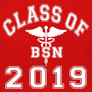 Class Of 2019 BSN Long Sleeve Shirts - Women's Premium Long Sleeve T-Shirt