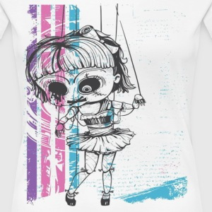Broken Doll T-Shirts - Women's Premium T-Shirt