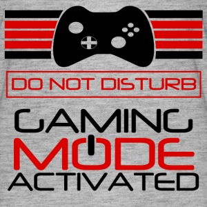 Gaming Mode Activated T-Shirts - Women's Flowy T-Shirt