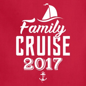 Family Cruise Aprons - Adjustable Apron