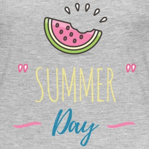 Summer Day - Holiday! Long Sleeve Shirts - Women's Premium Long Sleeve T-Shirt