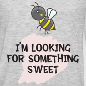 I'm Looking For Something Sweet Long Sleeve Shirts - Men's Premium Long Sleeve T-Shirt