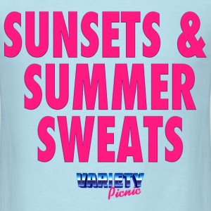 Babe Patrol - Sunsets & Summer Sweats T-Shirt - Men's T-Shirt