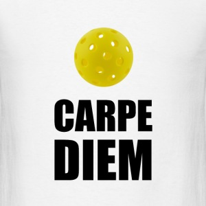 Carpe Diem Pickleball - Men's T-Shirt