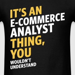 E-commerce Analyst - Men's T-Shirt