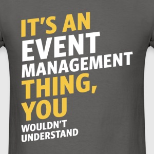 Event Management - Men's T-Shirt