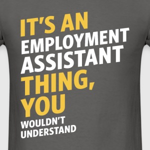 Employment Assistant - Men's T-Shirt