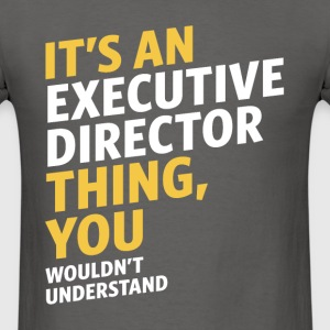 Executive Director - Men's T-Shirt