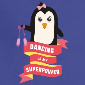 Dancing is my Superpower Smcxj Aprons - Adjustable Apron