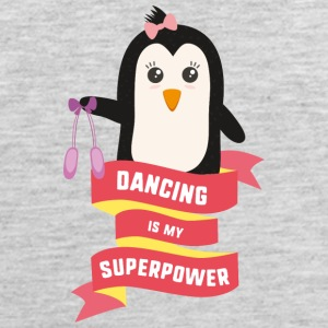 Dancing is my Superpower Smcxj Sportswear - Men's Premium Tank