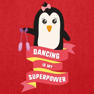 Dancing is my Superpower Smcxj Bags & backpacks - Tote Bag