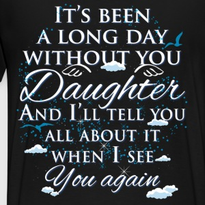 Daughter - Men's Premium T-Shirt