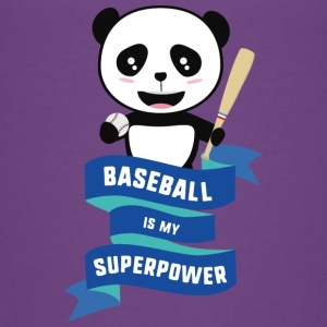 Baseball is my Superpower Skkwh Baby & Toddler Shirts - Toddler Premium T-Shirt