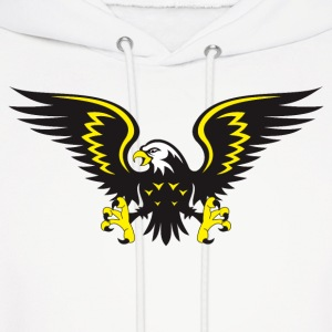 USA Liberty Eagle - Men's Hoodie