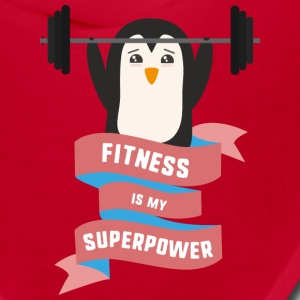 Fitness is my Superpower Sodhg Caps - Bandana