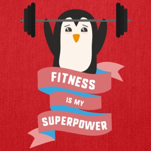 Fitness is my Superpower Sodhg Bags & backpacks - Tote Bag