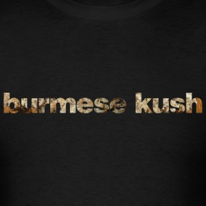 BURMESE KUSH - Men's T-Shirt
