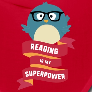 Reading is my Superpower S2g6d Caps - Bandana