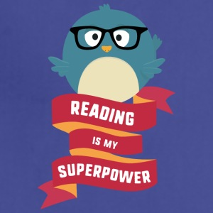 Reading is my Superpower S2g6d Aprons - Adjustable Apron