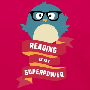 Reading is my Superpower S2g6d Long Sleeve Shirts - Women's Premium Long Sleeve T-Shirt
