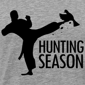 hunting season - Men's Premium T-Shirt