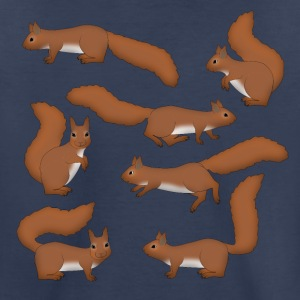 Squirrel Kids' Shirts - Kids' Premium T-Shirt
