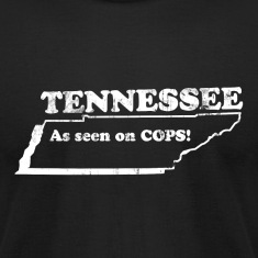 TENNESSEE STATE SLOGAN T-Shirts