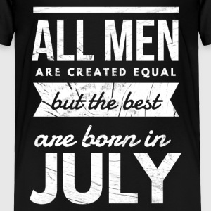 July Birthday men Baby & Toddler Shirts - Toddler Premium T-Shirt