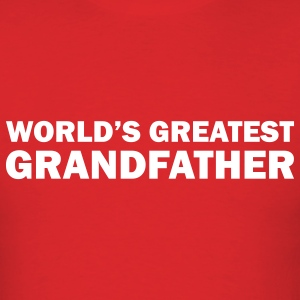 World's greatest grandfather - Men's T-Shirt
