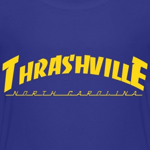 Toddler Thrashville Premium Tee - Toddler Premium T-Shirt