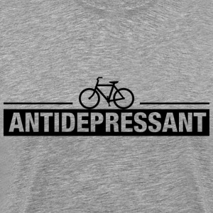 Antidepressant Bike T-Shirts - Men's Premium T-Shirt