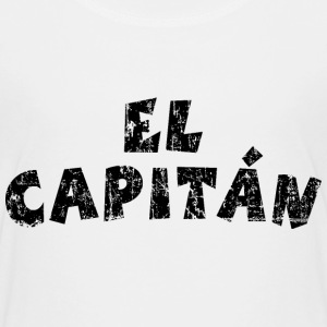 El Capitán Vintage Black Baby & Toddler Shirts - Toddler Premium T-Shirt