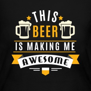 This beer making awesome Long Sleeve Shirts - Women's Long Sleeve Jersey T-Shirt