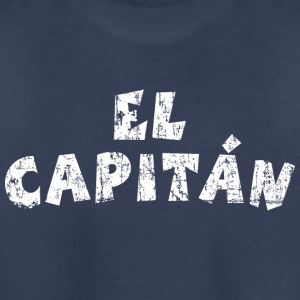 El Capitán Vintage White Baby & Toddler Shirts - Toddler Premium T-Shirt