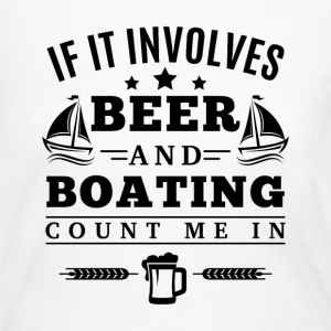 BEER and BOATING Long Sleeve Shirts - Women's Long Sleeve Jersey T-Shirt