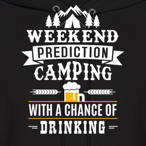 Weekend Prediction Hoodies - Men's Hoodie
