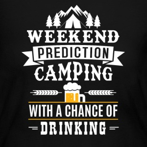 Weekend Prediction Long Sleeve Shirts - Women's Long Sleeve Jersey T-Shirt