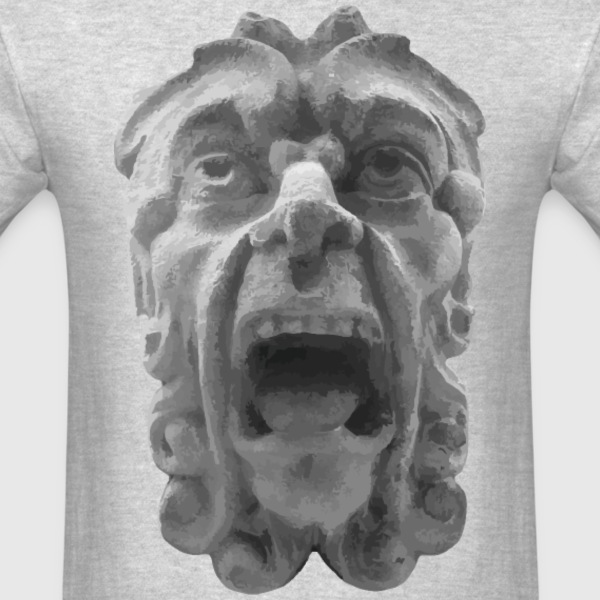 Grotesque No.1 T-Shirt - Men's T-Shirt