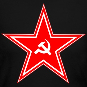 Soviet Union Star Long Sleeve Shirts - Women's Long Sleeve Jersey T-Shirt