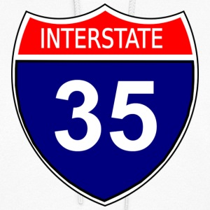 Interstate 35 Hoodies - Women's Hoodie