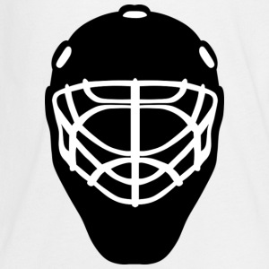 Hockey Goalie Helmet Kids' Shirts - Kids' Premium Long Sleeve T-Shirt