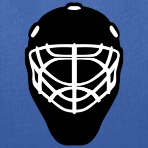 Hockey Goalie Helmet Bags & backpacks - Tote Bag