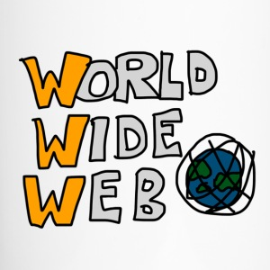 World Wide Web (Internet) Mugs & Drinkware - Travel Mug